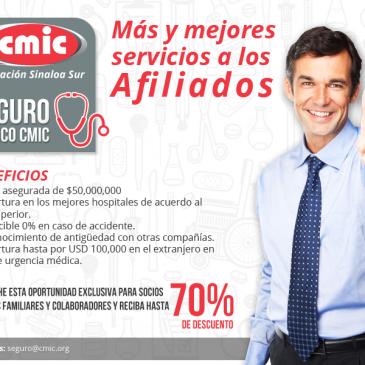 Seguro Médico CMIC