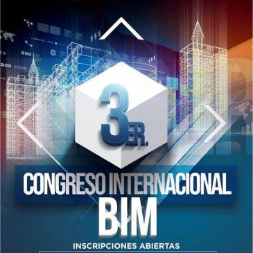 3er congreso internacional BIM CDMX
