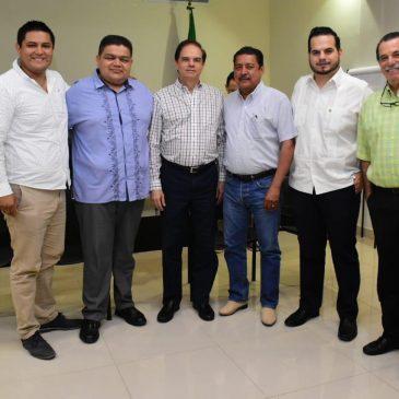 PIDE CMIC SINALOA SUR A CARLOS ORTEGA, EL PRONTO PAGO DE ADEUDOS PENDIENTES CON CONSTRUCTORAS