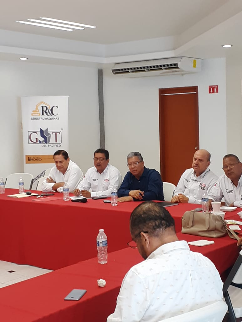 Reunión de afiliados de la Delegación Sinaloa Sur