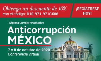 Séptima Cumbre VIRTUAL sobre Anticorrupción México