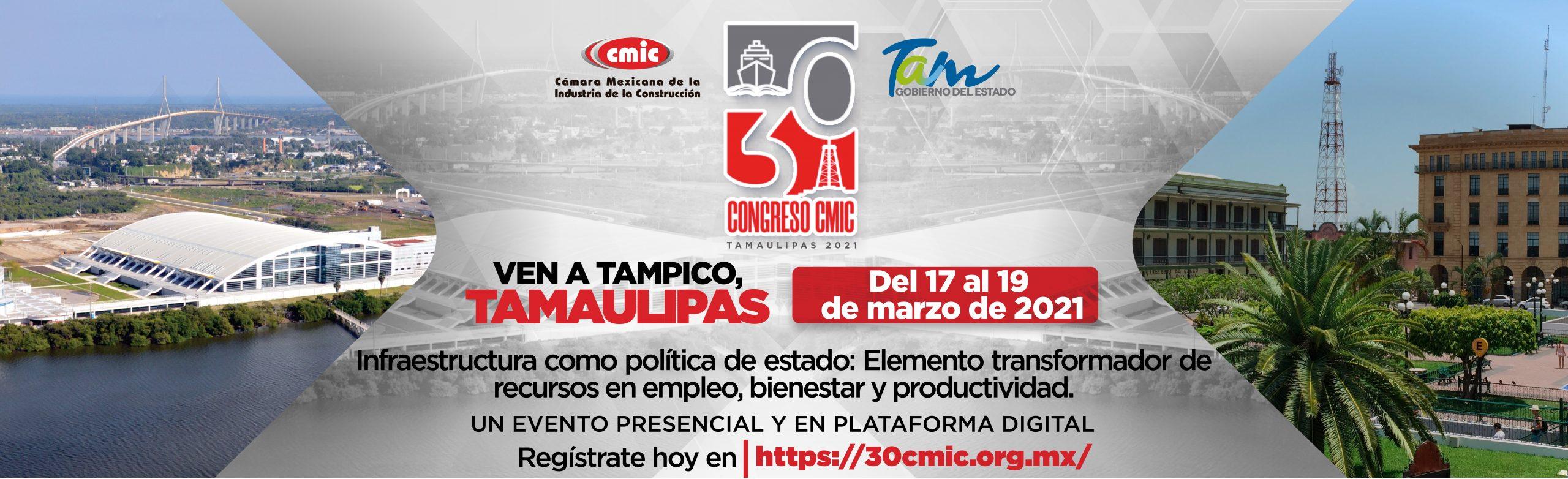 30 Congreso Mexicano de la Industria de la Construcción