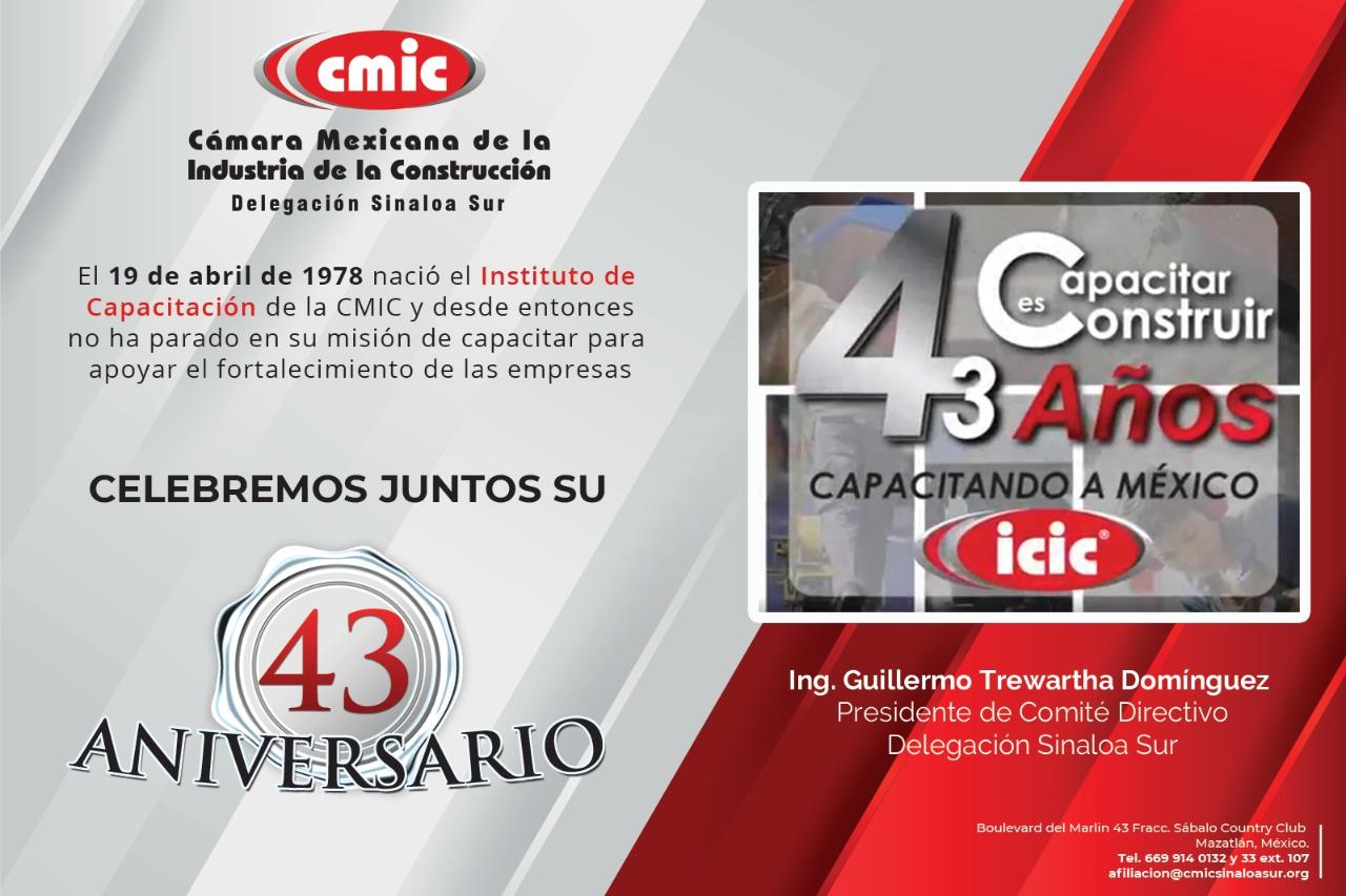 43 Aniversario ICIC